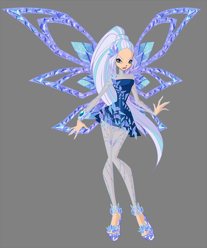 The Winx Club wallpaper titled Icy Tynix
