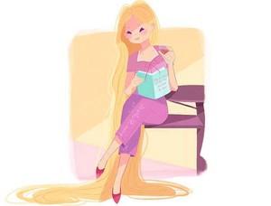 If डिज़्नी Princesses Were Moms