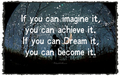 If you Can... - quotes fan art