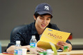 Imaginary Cat's script reading - yoo-seung-ho photo