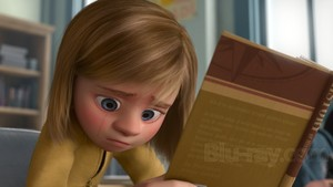Inside Out - Blu-ray Screencaps