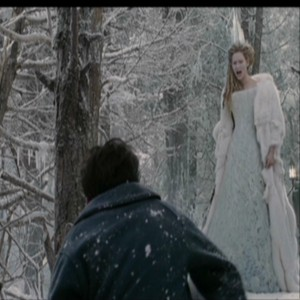 Jadis meets Edmund for the first time