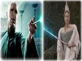 Jadis vs Voldemort