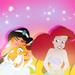 Jasmine and Ariel icon             - disney-princess icon
