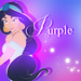 Jasmine icon                   - disney-princess icon
