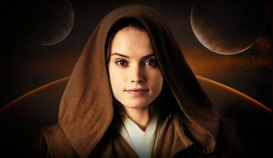 Jedi Rey,SW:Thee Force Awakens