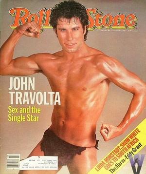 John on Rolling Stone magazine