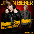 Justin Bieber Jayden Smith Never Say Never Album Cover - justin-bieber photo