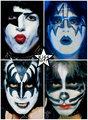 KISS 1977 - kiss photo