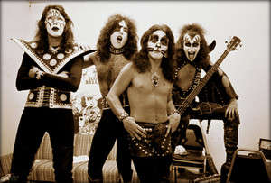 kiss ~Atlanta, Georgia…July 18, 1974 (KISS tour)