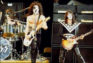 KISS ~Burbank California…April 1, 1975 (The Midnight Special)