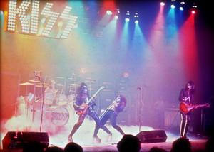 KISS ~Detroit, Michigan…April 13, 1974