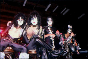 KISS ~Hollywood, California…October 28, 1982 (Creatures Of The Night press conference)