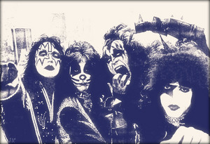 kiss ~June 24, 1976 (NYC)