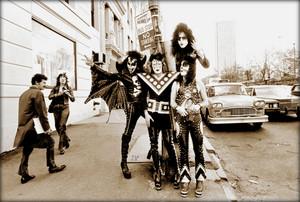 키스 (NYC) April 24, 1974