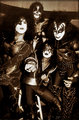 KISS (NYC) January 13, 1976 - kiss photo