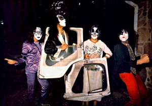 KISS (NYC) March 20th, 1975