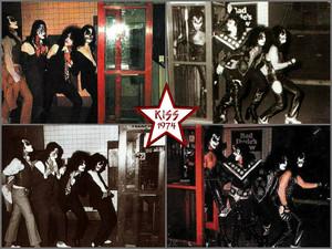 키스 ~October 26, 1974 (New York City subway)
