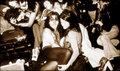 KISS ~Passiac, New Jersey…April 27 1974 (backstage-the Capital Theater) - kiss photo
