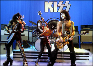 KISS ~Rome, Italy…December 2, 1982 (Creatures of the Night promo tour)
