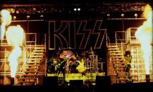 KISS ~Tokyo, Japan...March 1978