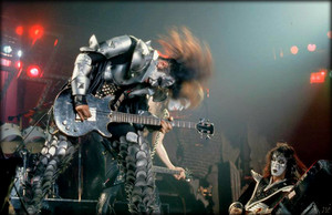 kiss ~Toledo, Ohio…July 31, 1976 (Rock And Roll Over tour)