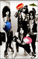 KISS ~Uniondale, New York…February 21, 1977 - kiss photo