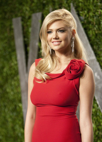 kate upton wallpaper with a coquetel dress and a portrait called Kate Upton