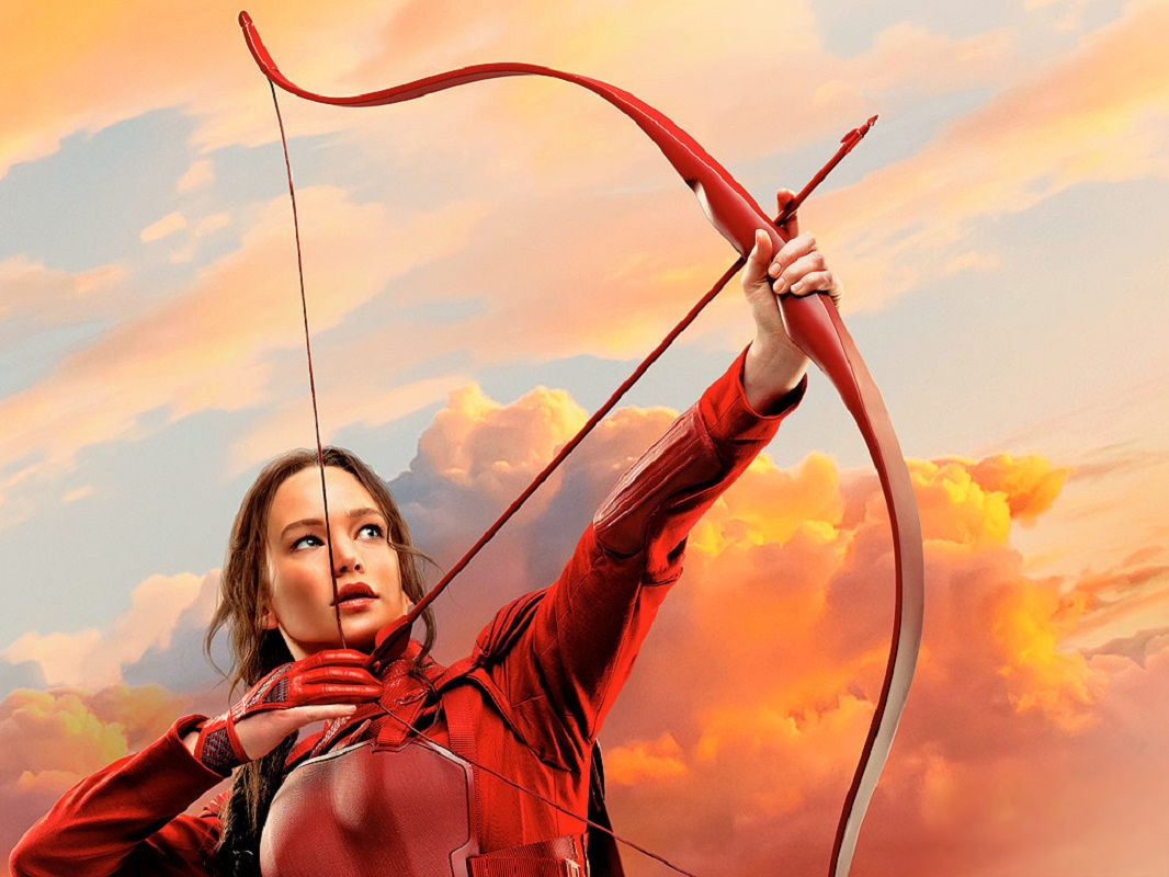 Katniss Everdeen - The Hunger Games Wallpaper (39003681 ...