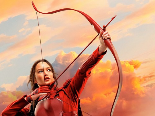 The Hunger Games wallpaper called Katniss Everdeen
