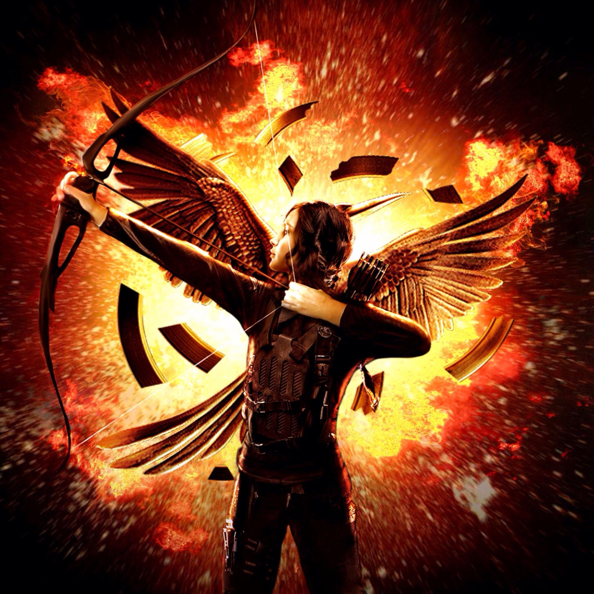 Katniss Everdeen - The Hunger Games Wallpaper (39068648 ...