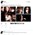 Keep have conversation of 5 year maybe delena reuniting - damon-and-elena photo