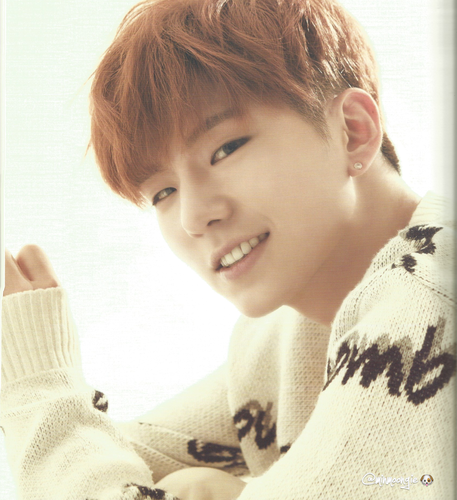 Monsta X Обои possibly containing a portrait entitled Kihyun hottie ♔♥