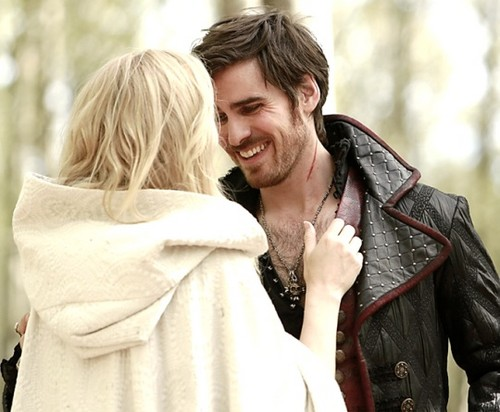 Upon a time images killian and emma wallpaper and background photos