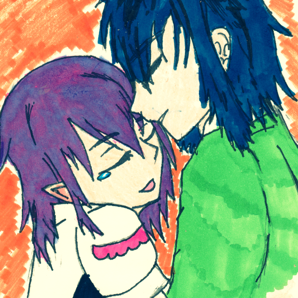 Riku114\'s Drawings larawan Kira Ember (was bored and wanted to try ...