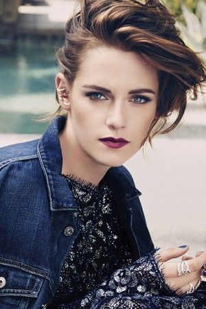 Kristen for Marie Claire