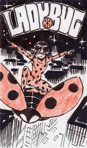 Ladybug Concept art দ্বারা Thomas Astruc