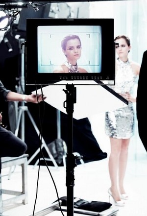 Lancôme Behind the Scenes