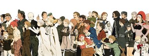 Last Exile characters