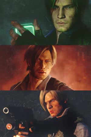 Leon S Kennedy - Resident Evil 6