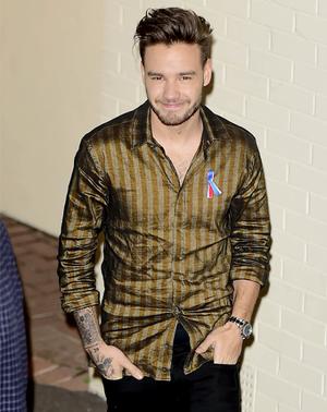 Liam Leaving X Factor Studios