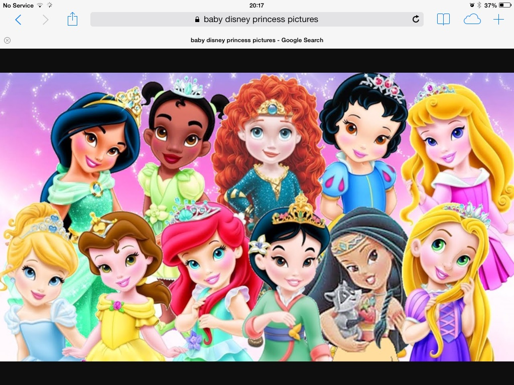 Cute disney princess pictures images for Small princess