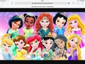Little disney princesses how cute! - little-disney-princesses photo