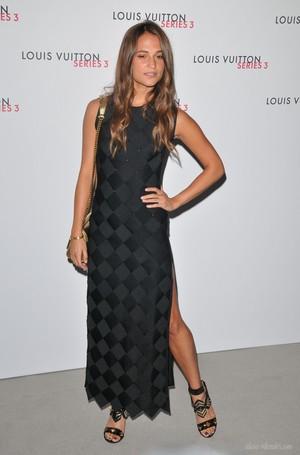 Londres Fashion Week - Louis Vuitton Series 3 VIP Launch