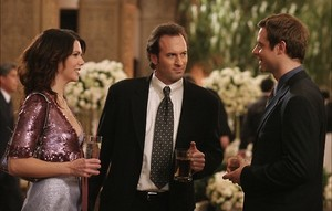 Lorelai Luke and Chris