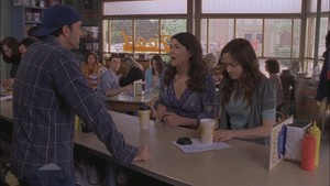 Lorelai and Luke
