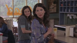 Lorelai and Rory