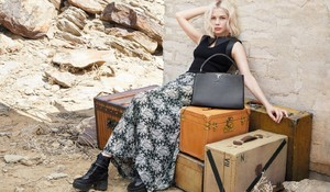 Louis Vuitton 'Spirit of Travel' Campaign