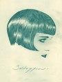 Louise Brooks - louise-brooks fan art