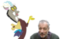 MLP Fanart Discord and John de Lancie - my-little-pony-friendship-is-magic fan art